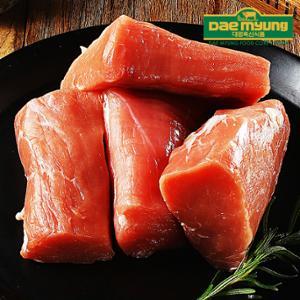 [대명축산]결이 좋은 돼지고기 안심(장조림용)(500g/국내산)