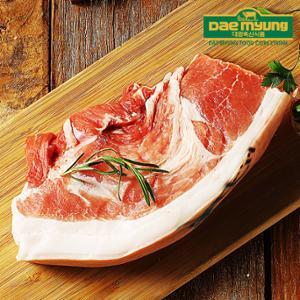 제주돼지 냉장 뒷다리살(덩어리)(500g/제주산)