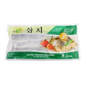 [이팜]녹차숙성 삼치모듬(바다마을)(350g)