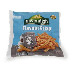 [코스트코 냉장냉동]크리스피 스파이시 감자 2kg (최대구매수량:4개) / 캐빈디쉬