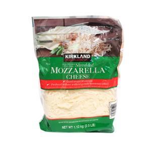 [코스트코 냉장냉동]커클랜드 시그니쳐 쉬레드 모짜렐라 치즈 2.27kg