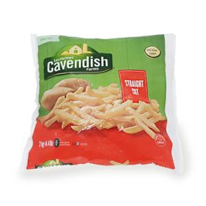 스트레이트컷 감자 2kg / 캐빈디쉬