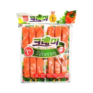 [코스트코 냉장냉동]크래미 맛살 300g*2개