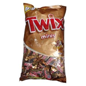 [코스트코]TWIX 트윅스 미니스 초콜릿 1.87g