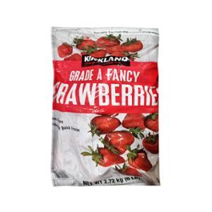[코스트코 냉장냉동] 냉동딸기 2.72kg / 냉동 스트로베리