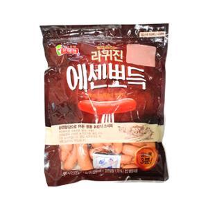 [코스트코 냉장냉동] 롯데햄 에센뽀득 900g