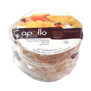 [코스트코 냉장냉동] APOLLO CHEESE 과일치즈 200G x 2 호주산