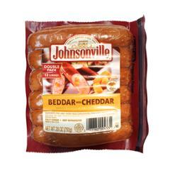 [코스트코 냉장냉동] JOHNSONVILLE 베다체다 소시지 396G / 쟌슨빌 존슨빌 소세지