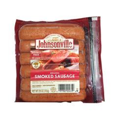 [코스트코 냉장냉동] JOHNSONVILLE 스모크 소시지 396G / 쟌슨빌 존슨빌 소세지