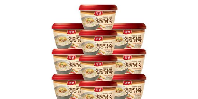 [동원] 양반 영양닭죽 285g*10개