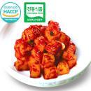 [김치다운 김치] 국내산 자연재료로 만든 깍두기 3kg
