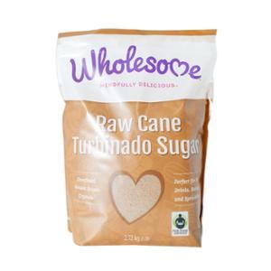 [코스트코] WHOLESOME SWEETENERS 비정제 갈색 설탕 2.72KG
