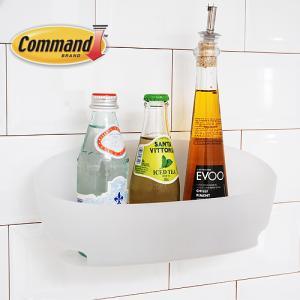 [3M]코맨드 일자 욕실/주방선반