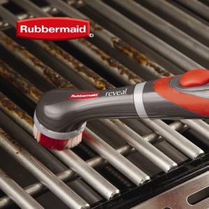 [RubberMaid] 러버메이드 리빌 파워 스크러버 전용 다목적 리필 대형브러쉬