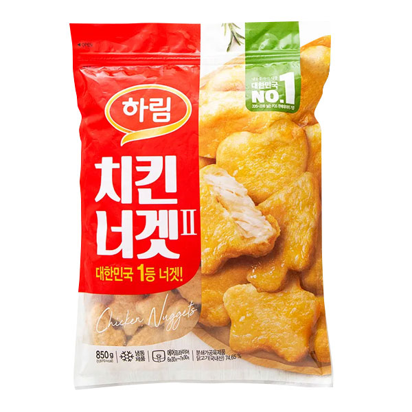 [코스트코 냉장냉동] 하림 치킨 너겟 1.5kg