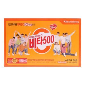 [메가마트] 비타 500(드링크)100ml*10병