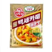 [메가마트] 백세카레(매운맛)100g