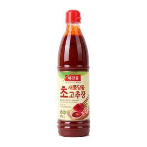 [메가마트] CJ)새콤달콤초고추장1.05kg