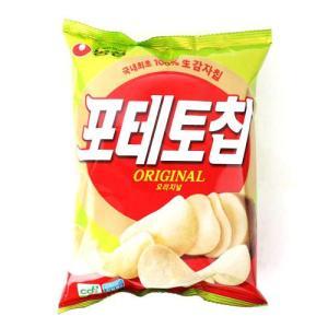 [메가마트] 농심)칩포테토오리지날60g