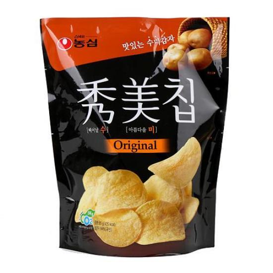 [메가마트] 농심 수미칩 오리지날 85g