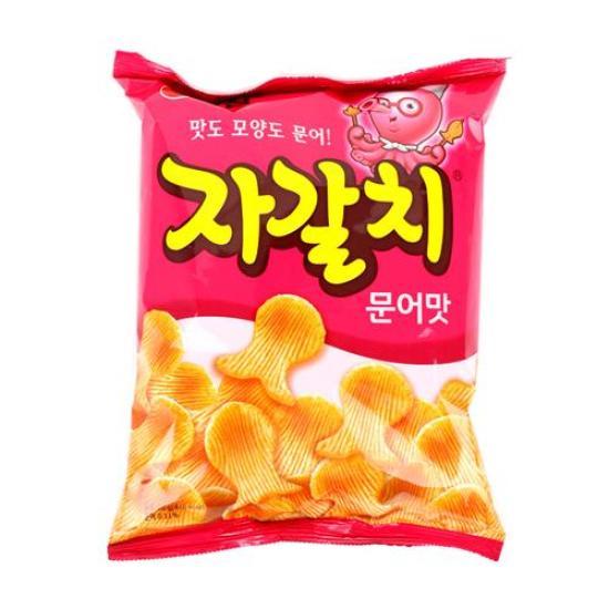 [메가마트] 농심 자갈치 문어맛 90g