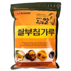 [메가마트] 농심미분)쌀부침가루1kg