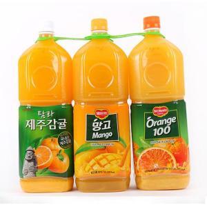 [메가마트] 델몬트(오렌지+감귤+망고)1.8L*3개