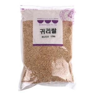 [메가마트] 귀리쌀 2.5kg/원산지별도표기2.5kg