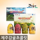 NEW! 제주감귤 초콜릿 5가지맛 골라담기 (15입*3박스) / 어린이집선물 / 간식