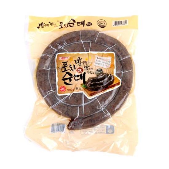 [메가마트] 진주햄 포차순대 1kg