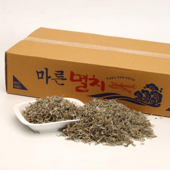 ★무료배송★ [바다원] 세멸 (지리, 볶음용)-원물박스 1.5kg