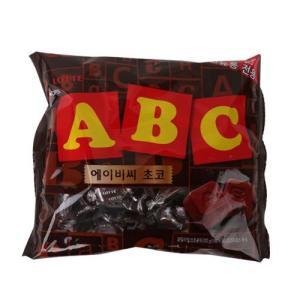 [메가마트] 롯데)ABC초콜릿210g