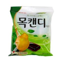 [메가마트] 롯데 목캔디(봉) 274g