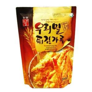 [메가마트] 농협 우리밀 발아통밀 튀김가루 500g