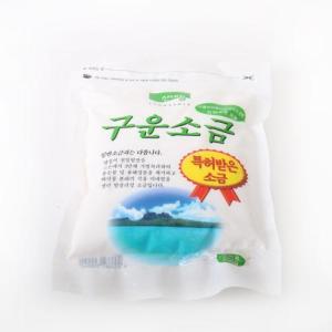 [메가마트] 산내들)구운소금(조리용)500g