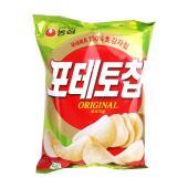 [메가마트] 농심)칩포테토오리지날(대)125g