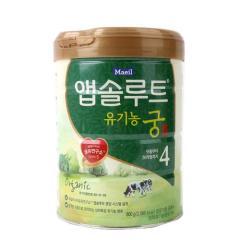 [메가마트] 매일 앱솔루트 유기농 궁 4단계 800g