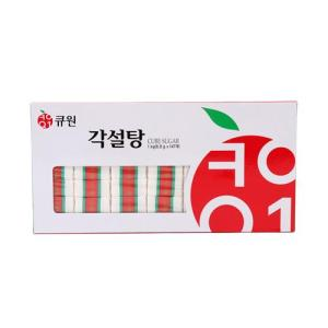 [메가마트] 큐원 각설탕 1kg