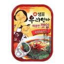 [메가마트] 우리엄마깻잎(매콤한맛)70g