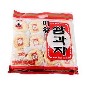 [메가마트] 미왕 쌀과자320g