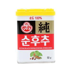 [메가마트] 오뚜기)순후추캔50g