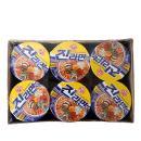 [메가마트] 진라면순한맛컵(6입)65g*6개
