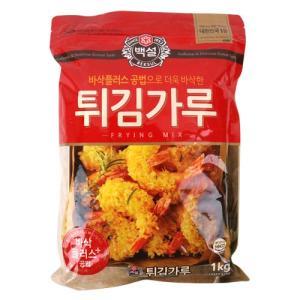 [메가마트] CJ)튀김가루1kg