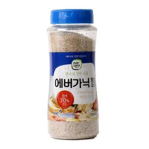 [메가마트] 에버가닉)함초소금(요리용)250g