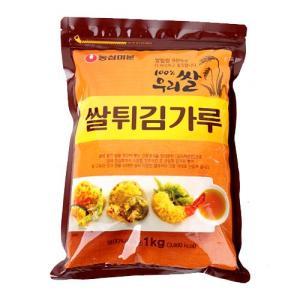 [메가마트] 농심미분)쌀튀김가루1kg