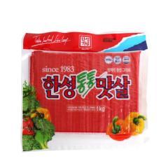 [메가마트] 한성 통통 맛살 1kg