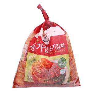 [메가마트] 종가집포기김치1.9kg1.9kg
