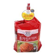[메가마트] 대상 종가집 포기김치 3.5kg
