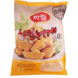 [메가마트] 하림)치킨너겟대용량1kg