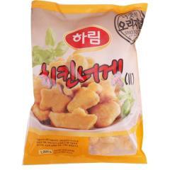 [메가마트] 하림 치킨너겟 대용량 1kg